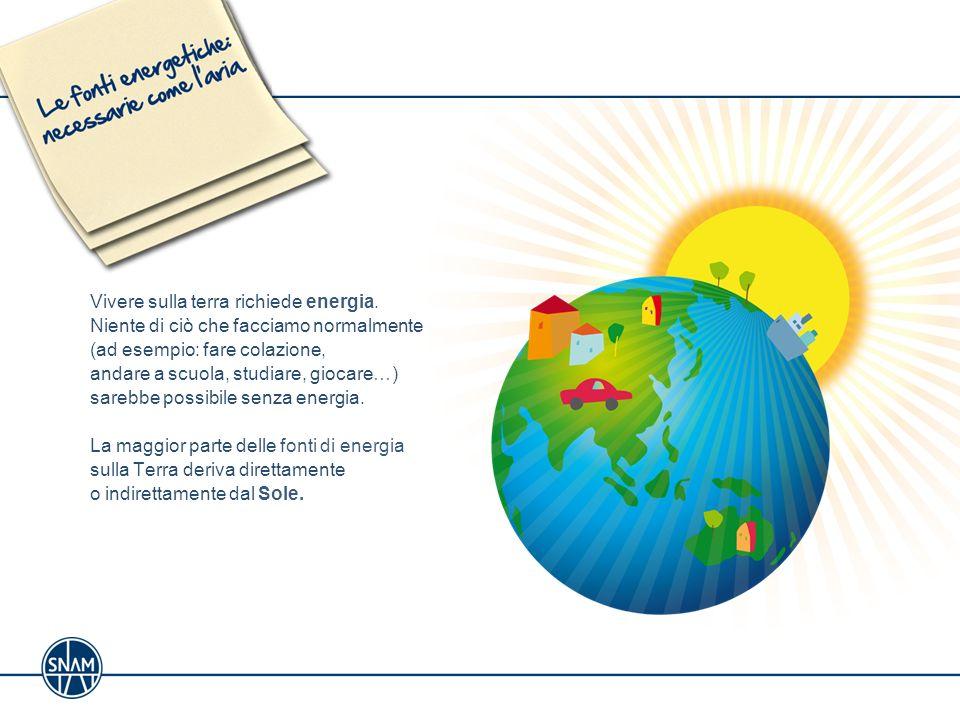 Le fonti esauribili di energia hanno tempi di rigenerazione lunghi e una volta sfruttate si considerano esaurite.