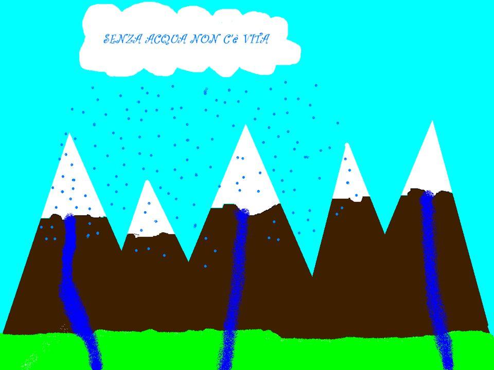 Il colore del mare (testo descrittivo,letto dai bambini) Di che colore è il carbone?- chiese la maestra.