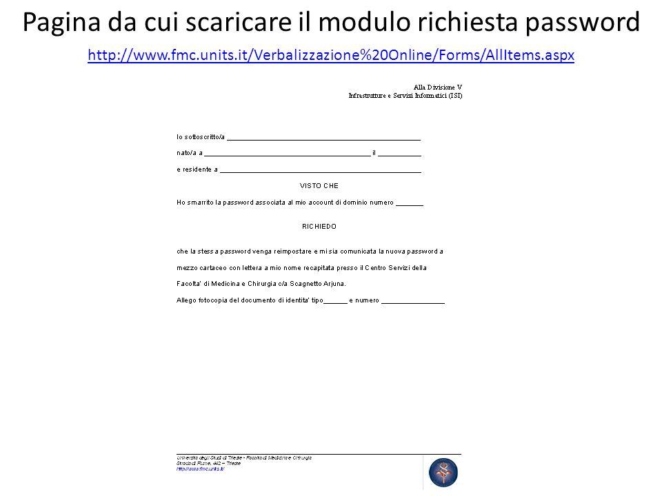 Qui selezionare: Data e ora dellesame Tipo di esame (scritto, orale….) Inizio e termine delle iscrizioni (dal….