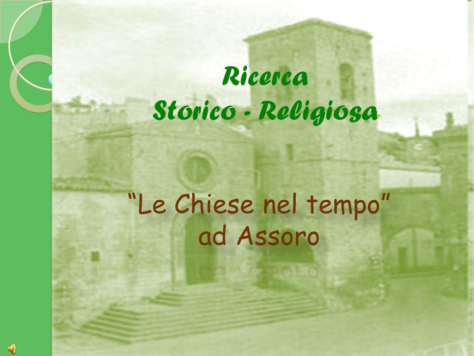 Di grande interesse la monumentale e scenografica scalinata bilaterale, attraverso la quale si accede alla chiesa.
