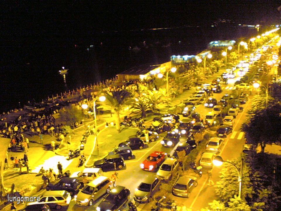 Catanzaro Lido (già Catanzaro Marina) quartiere marinaro di 20.000 abitanti è situato nel