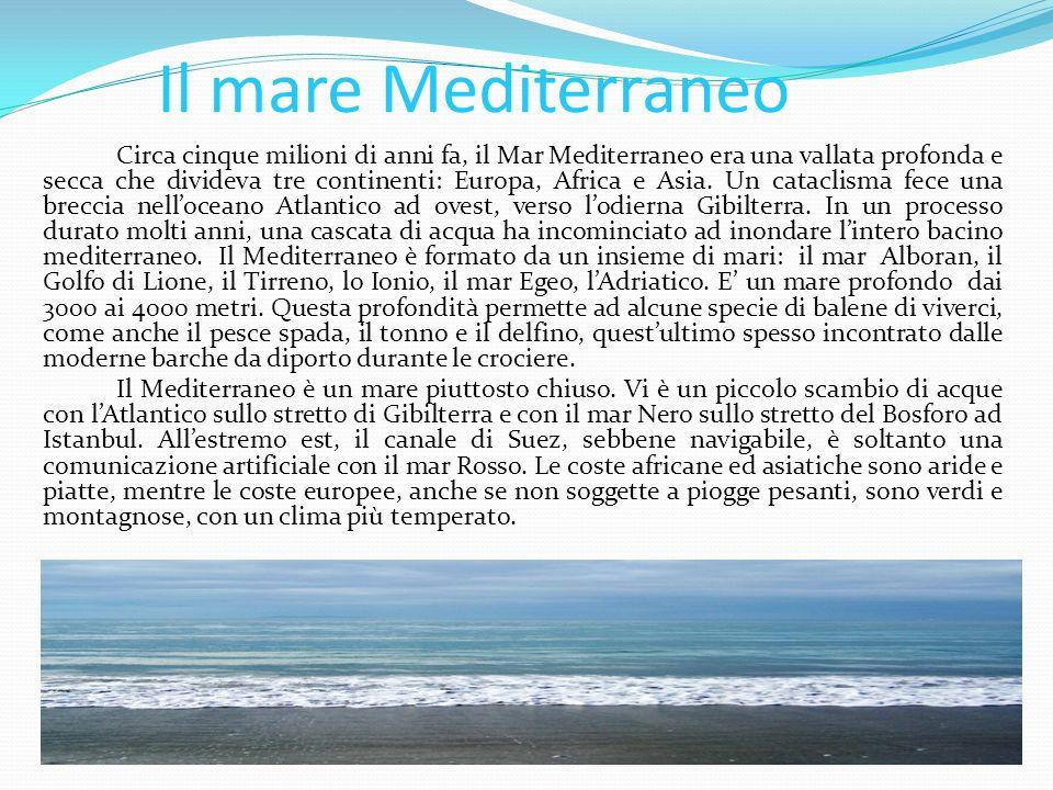 Fede «nel sud» E possibile – indipendentemente dal luogo di nascita o di residenza – diventare mediterranei.