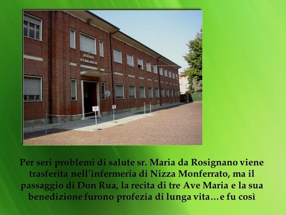 A VARAZZE Sr. Maria Troncatti visse un tempo importante della sua vita di FMA