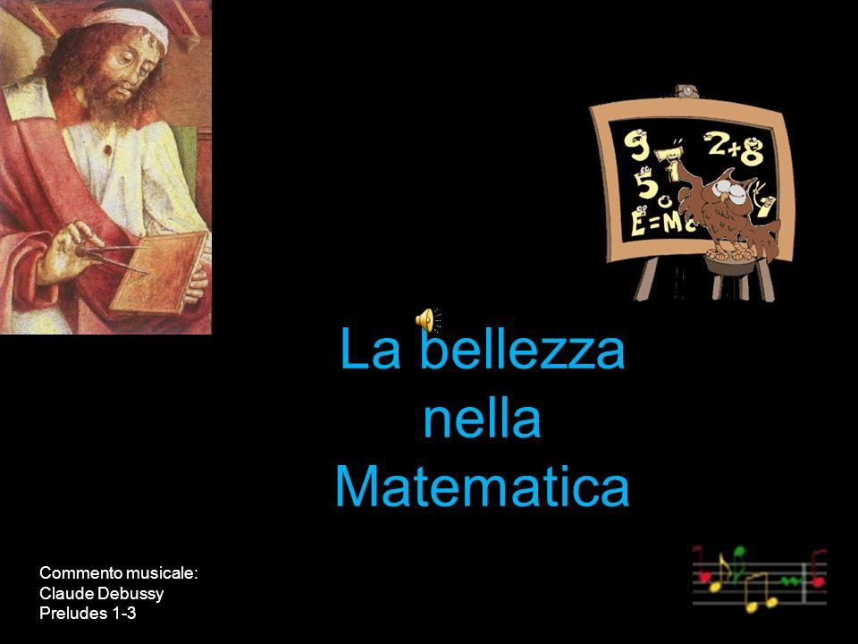 La bellezza nella Matematica Commento musicale: Claude Debussy Preludes 1-3