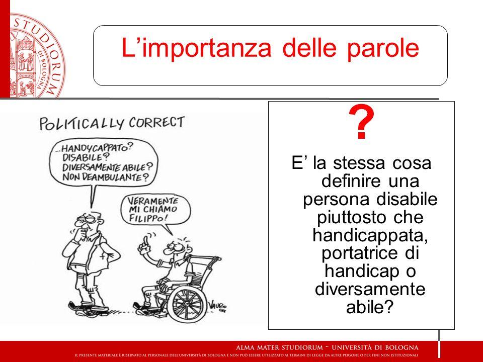Disabilità e nuove tecnologie Enrico Angelo Emili enricoangelo.emili@unibo.it