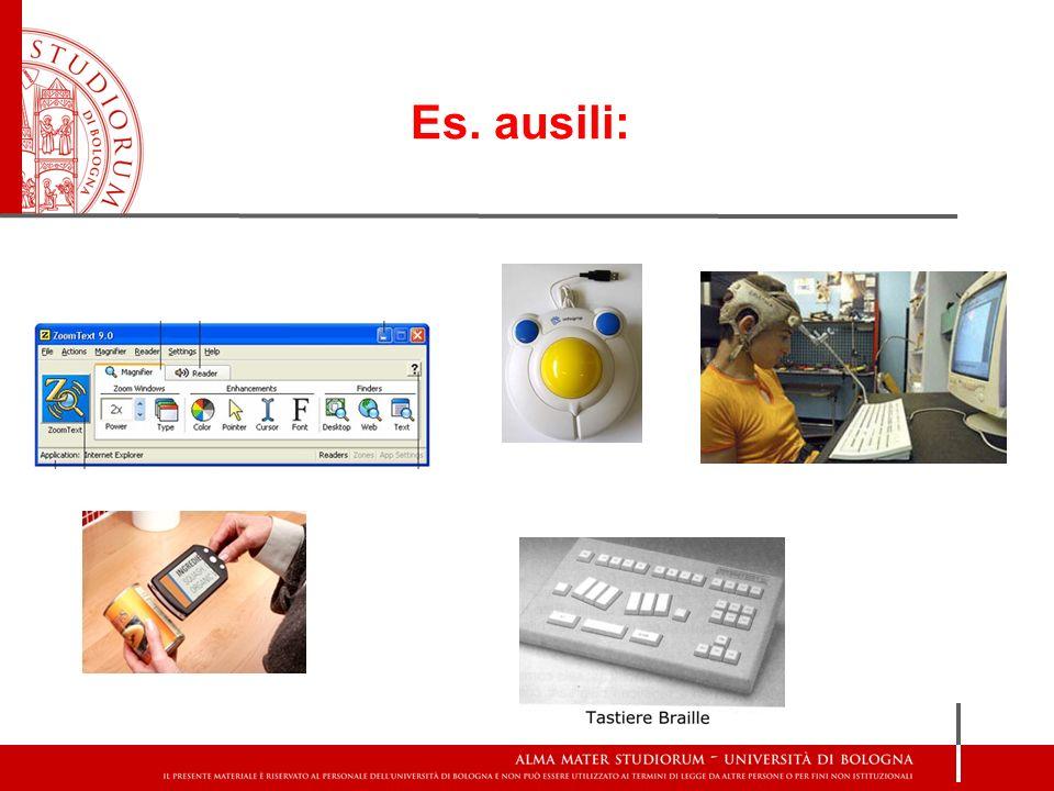 Pensiamo alle tecnologie nate per scopi commerciali, ma utilissime ad es. per i non udenti... SMS Sottotitoli Registratori digitali che riversano su w