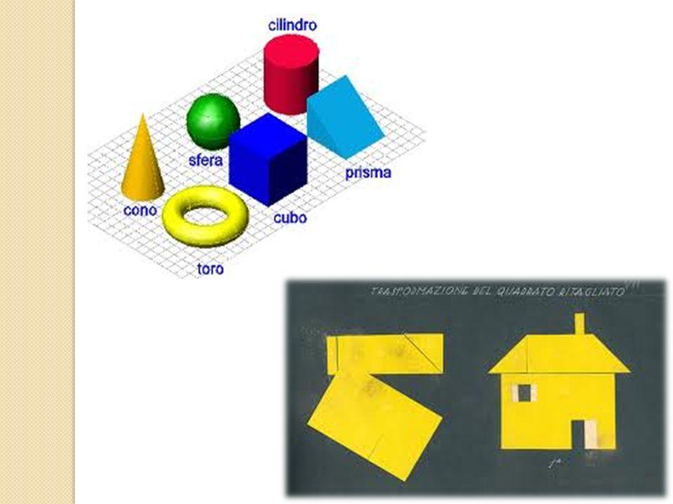F: Quali sono gli obiettivi del suo programma di geometria della sua classe.