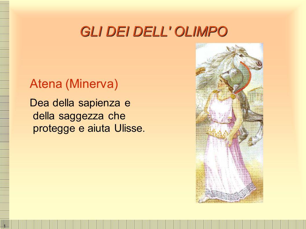 9 CALIPSO E' una bellissima ninfa, che tiene Ulisse prigioniero per anni nella sua isola. CIRCE È una maga che trasforma gli uomini in maiali.