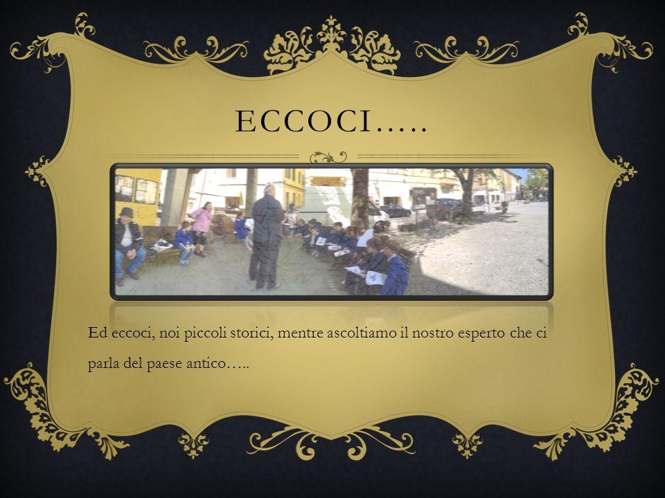 ECCOCI…..