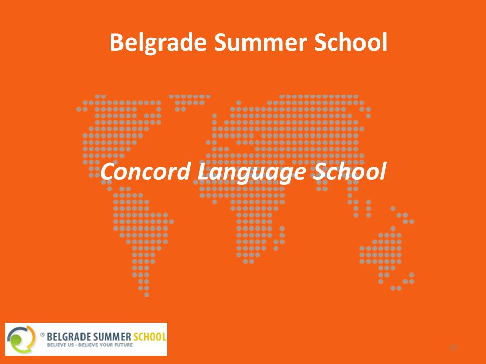 10 Belgrade Summer School Concord Language School
