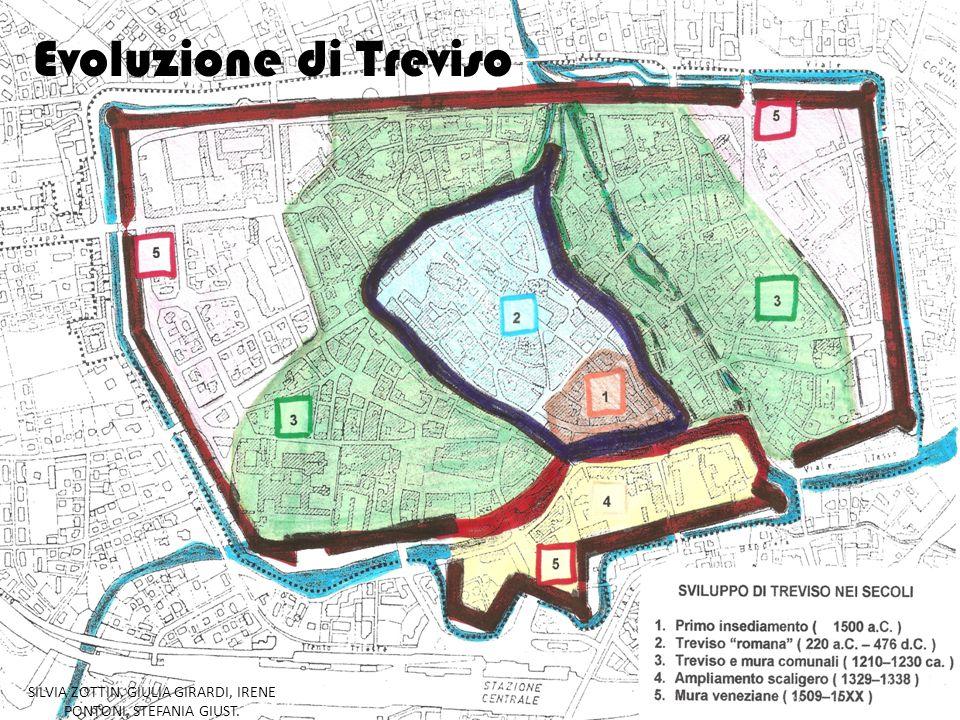 Evoluzione di Treviso