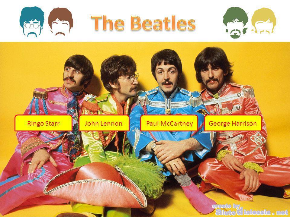 Paul McCartneyJohn LennonGeorge HarrisonRingo Starr
