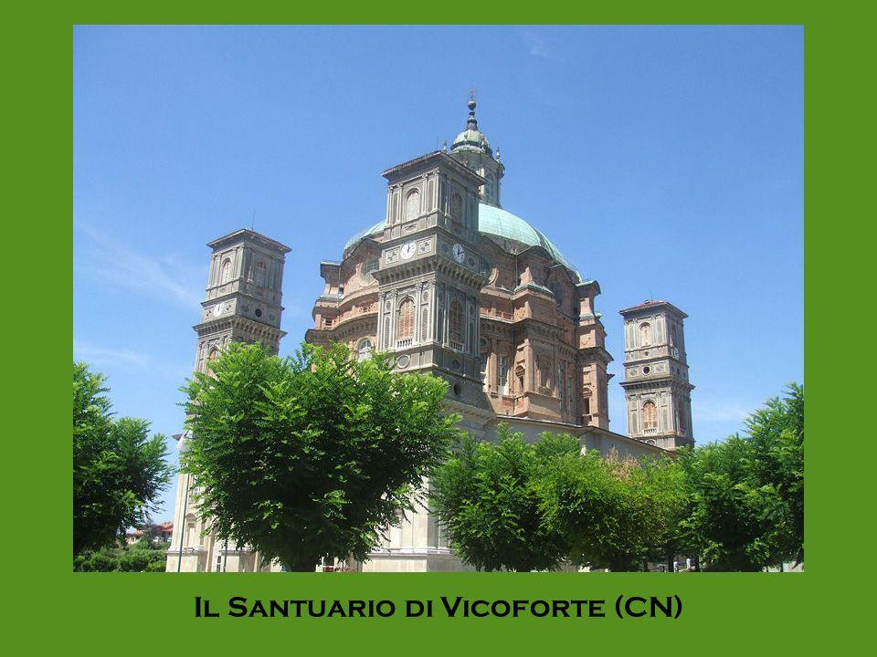 Particolare del Santuario di Vicoforte