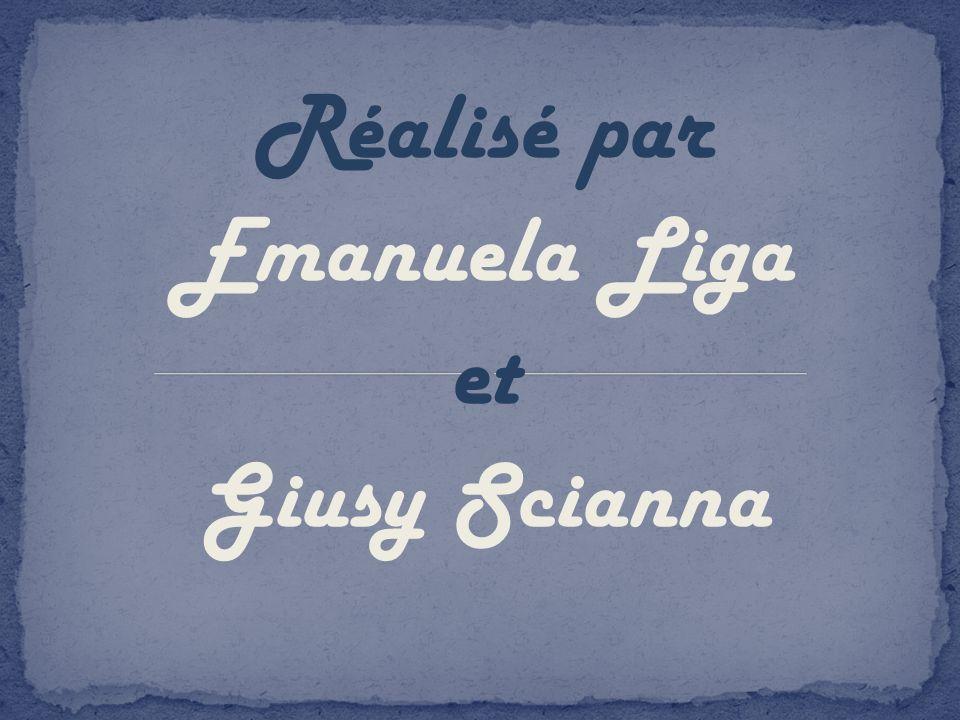 Réalisé par Emanuela Liga et Giusy Scianna
