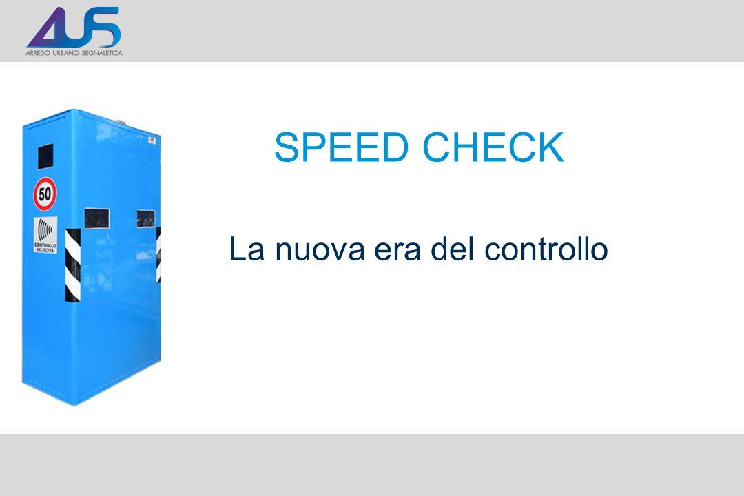 SPEED CHECK La nuova era del controllo