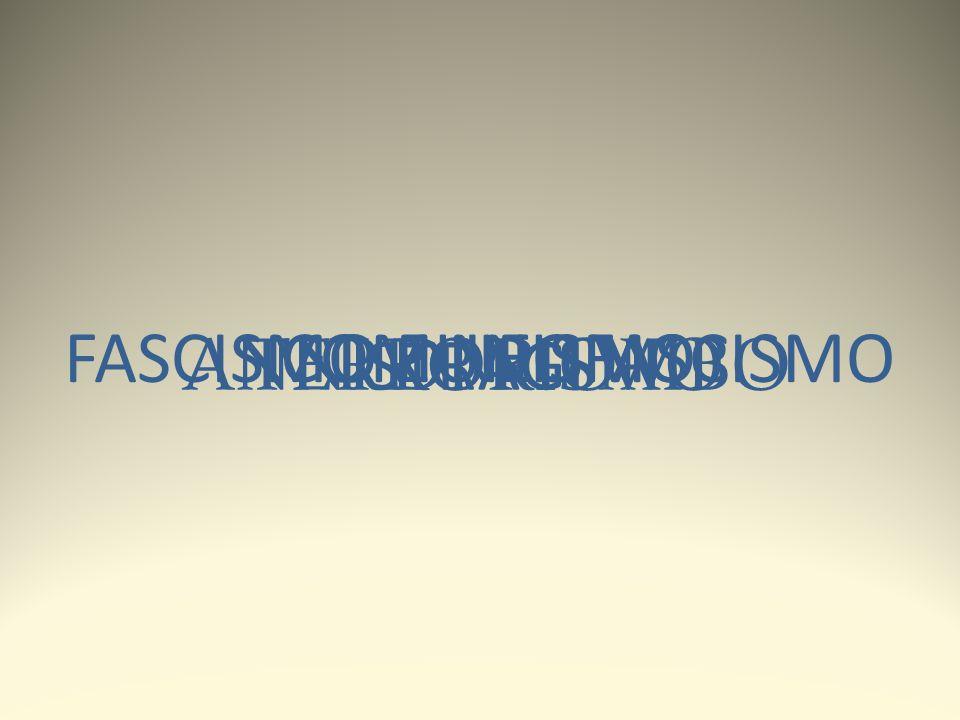 FASCISMO E NEOFASCISMOCOMUNISMO STRAGIANNI DI PIOMBOTERRORISMO