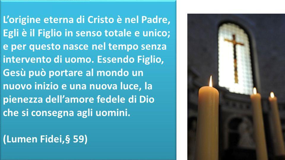preghiamo perché la nostra fede porti luce nel mondo Padre nostro … 10 Ave Maria … Gloria al Padre