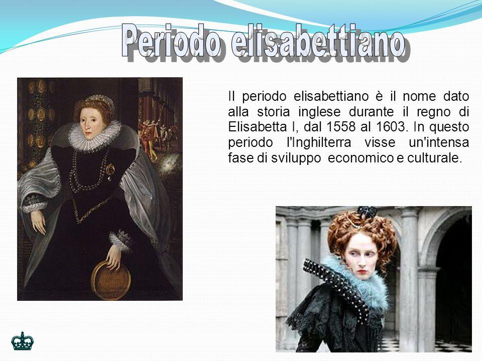Sotto Elisabetta I ricevettero impulso le attività artigianali e manifatturiere.