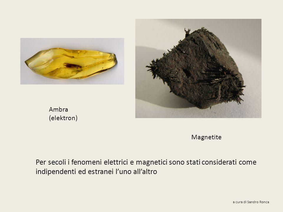 Poi cerano le questioni legate allelettromagnetismo a cura di Sandro Ronca