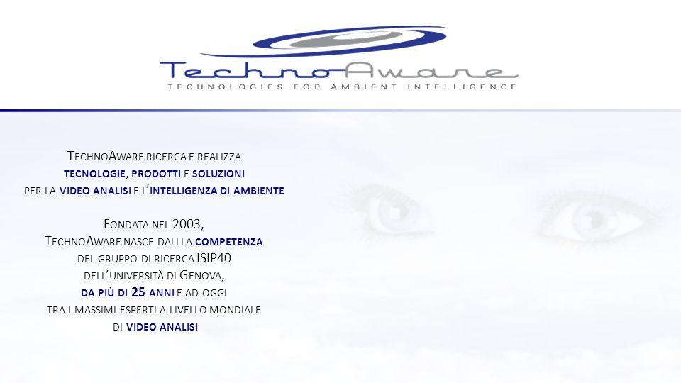6 P ARTNER C OMMERCIALI 3 4 6 2 2 2 1 8 1 1 14 7 7 3 2 61 P ARTNER C ERTIFICATI TECHNOAWARE IN ITALIA www.technoaware.cominfo@technoaware.com ©2013 TechnoAware s.r.l.