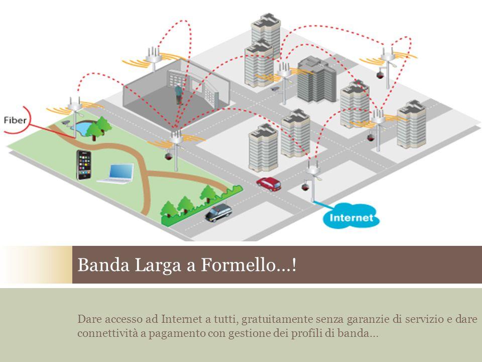 Banda Larga a Formello….