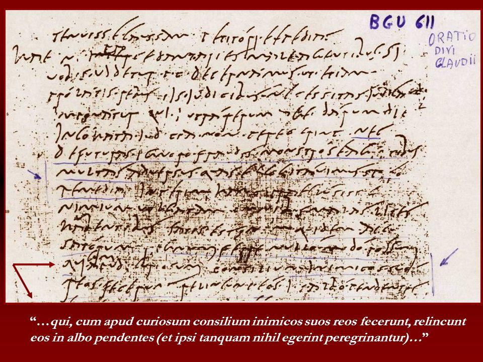 Primo pilone dingresso del tempio di Hibis nella Grande Oasi: editto del prefetto dEgitto Tiberio Giulio Alessandro.