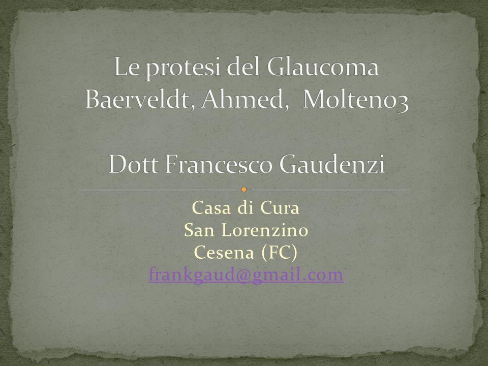 Casa di Cura San Lorenzino Cesena (FC) frankgaud@gmail.com