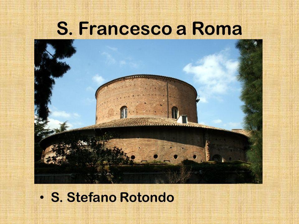 S. Francesco a Roma Torre Moletta al Circo Massimo