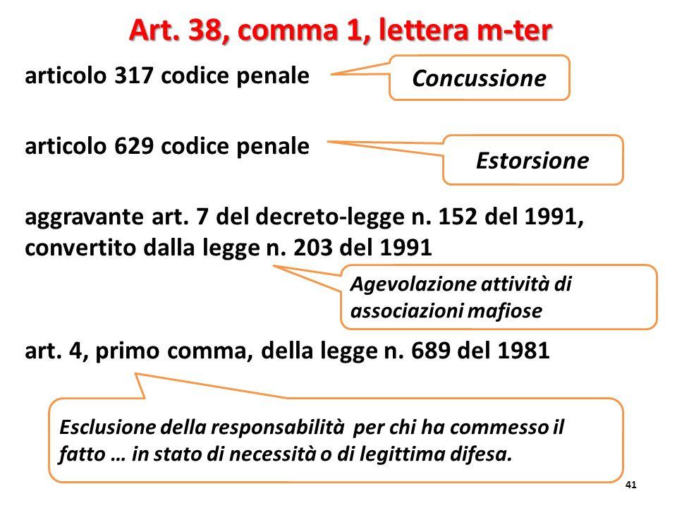 articolo 317 codice penale articolo 629 codice penale aggravante art. 7 del decreto-legge n. 152 del 1991, convertito dalla legge n. 203 del 1991 art.