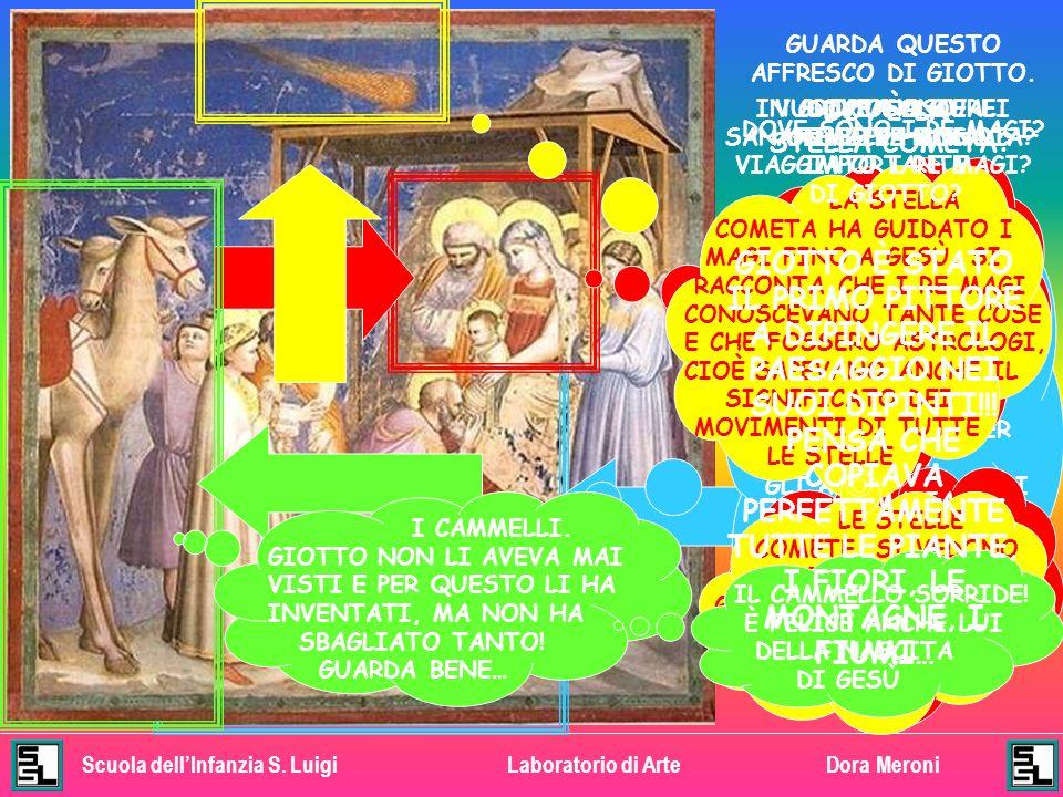 Scuola dellInfanzia S. LuigiLaboratorio di ArteDora Meroni UN ALTRO MOMENTO MOLTO IMPORTANTE DELLA VITA DI GESÙ È QUELLO DELLEPIFANIA, QUANDIO I RE MA
