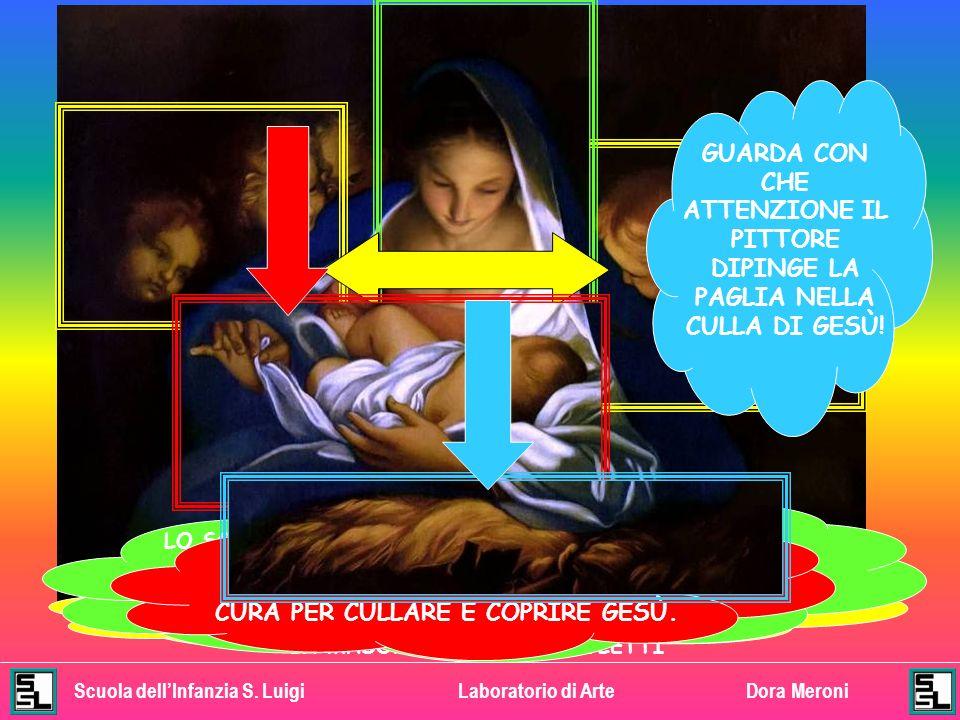 Scuola dellInfanzia S. LuigiLaboratorio di ArteDora Meroni QUESTO È UN DIPINTO DI CORREGGIO CORREGGIO È IL SOPRANNOME CHE IL PITTORE USA IN OMAGGIO AL