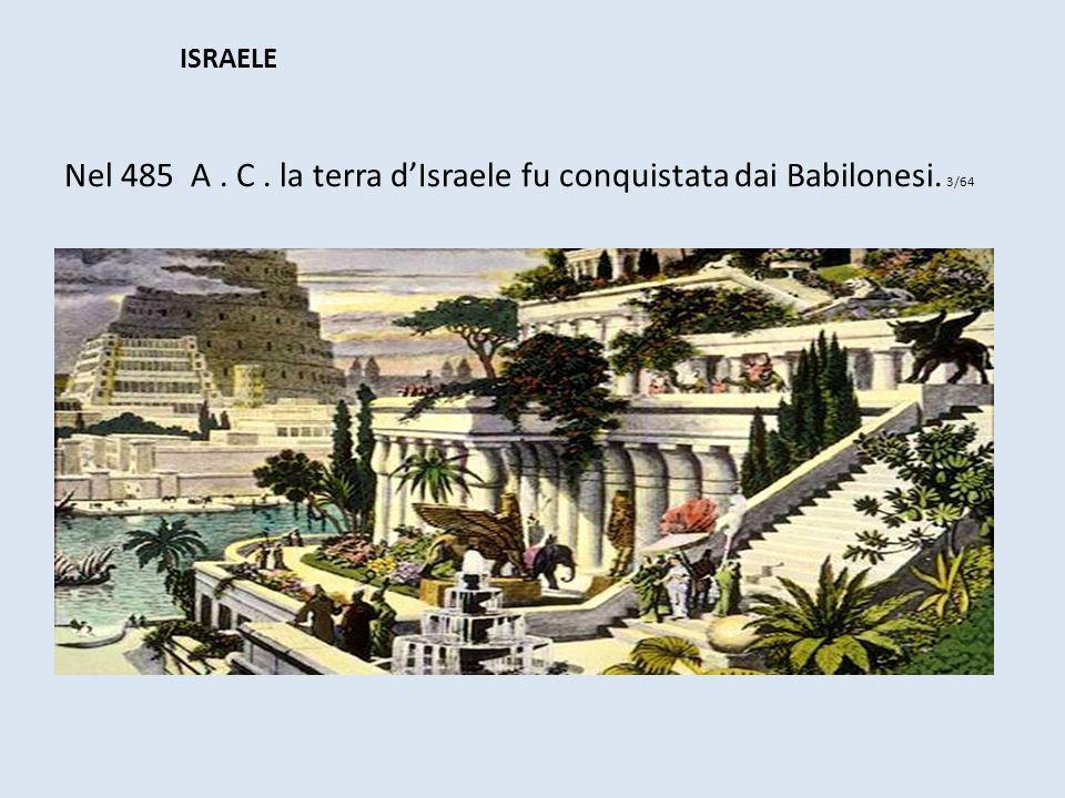 Israele è la terra che Dio aveva promesso ad Abramo, Isacco, Giacobbe ed ai loro discendenti Genesi 13: 15 Tutto il paese che vedi, lo darò a te e all