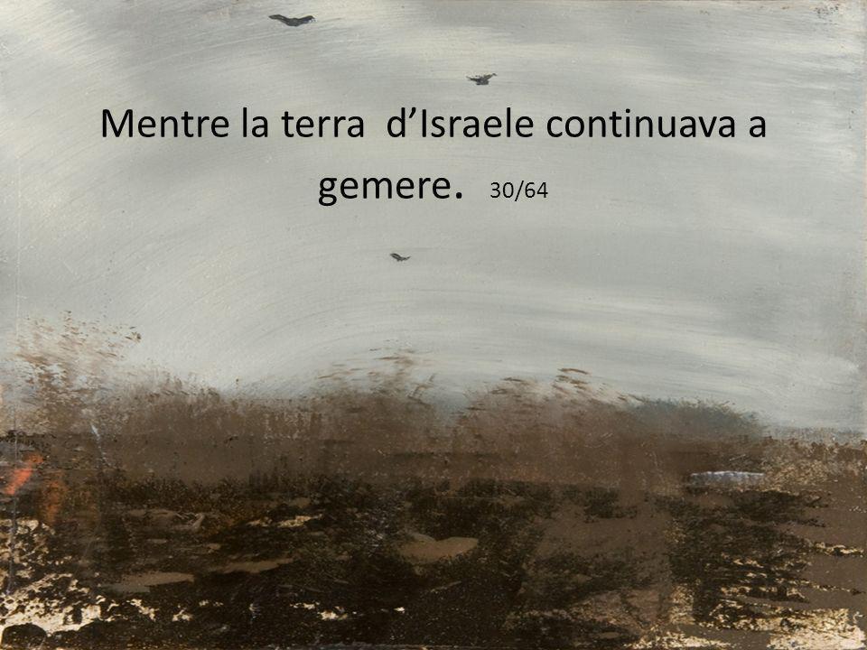 Dispersi fra tutte le nazioni gli ebrei sono stati perseguitati, odiati e uccisi come nessun altro popolo. 29/64