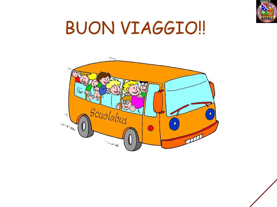 BUON VIAGGIO!!