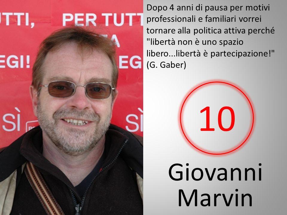 Michele Cattaneo Insieme per far crescere il nostro comune 11