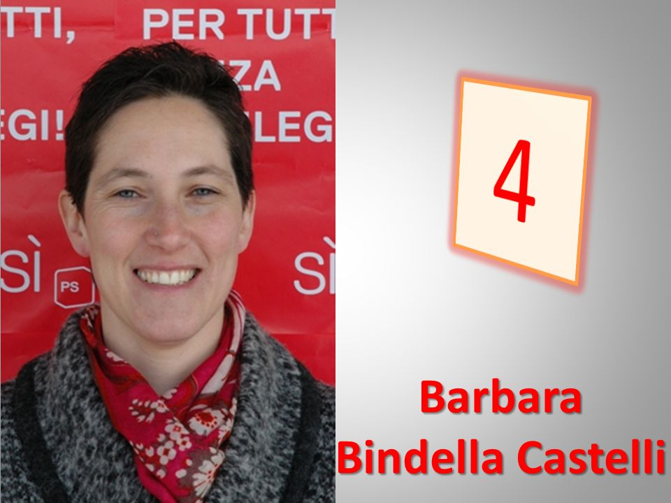 Barbara Bindella Castelli