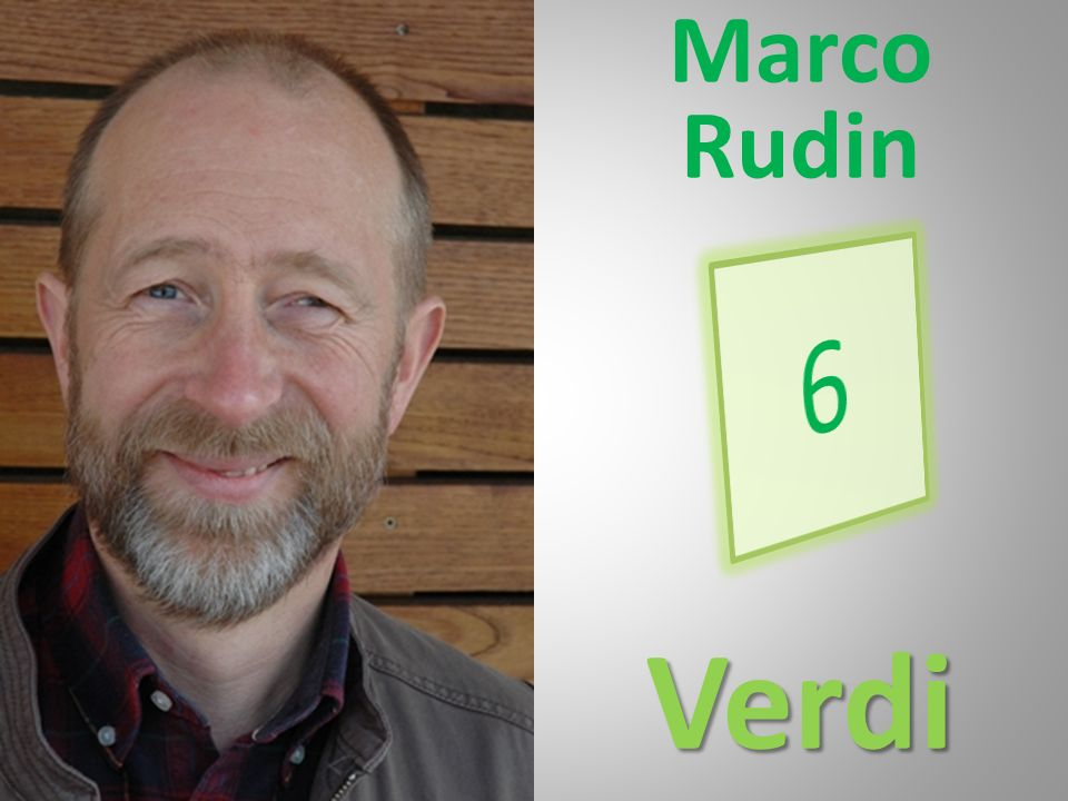 Marco Rudin Verdi