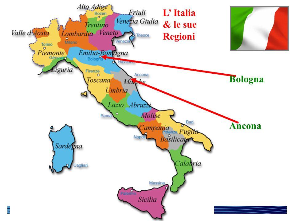 L Italia & le sue Regioni Bologna Ancona
