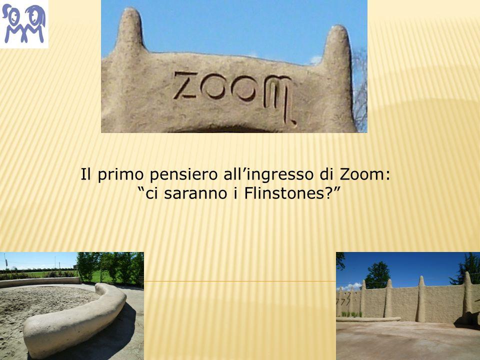 Il primo pensiero allingresso di Zoom: ci saranno i Flinstones?