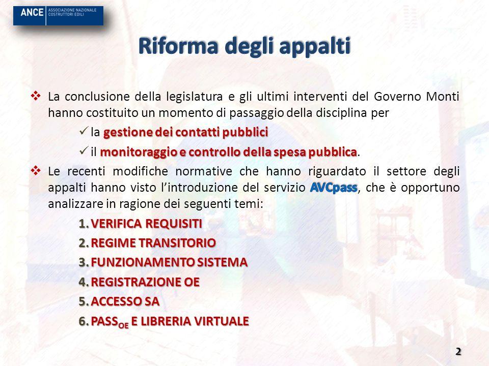 Il PASSOE della mandataria/consorzio deve essere sottoscritto in originale prima di essere inserito nella busta.