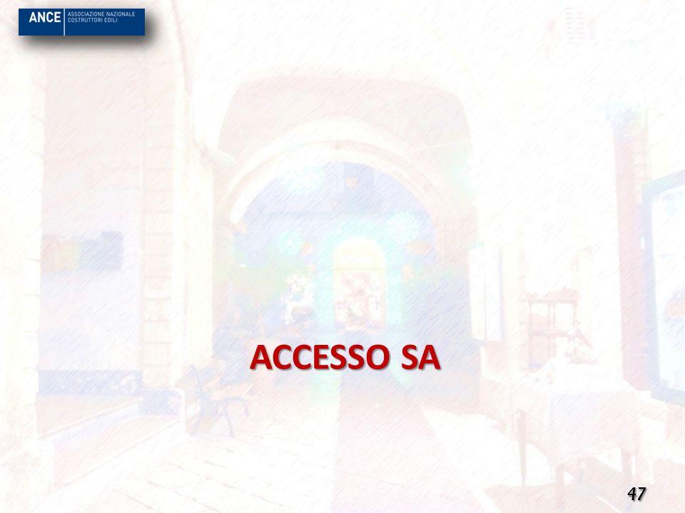ACCESSO SA 47