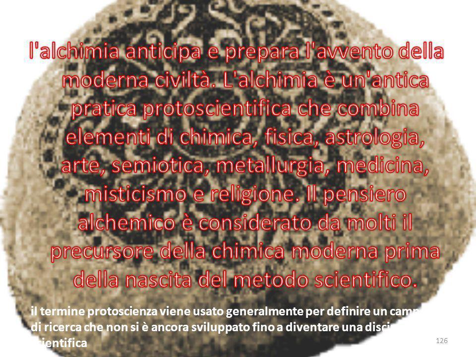 … convinti delle infinite potenzialità inscritte nella sapienza degli antichi maghi e alchimisti, e quindi dei mistici e di tutti coloro che avevano s