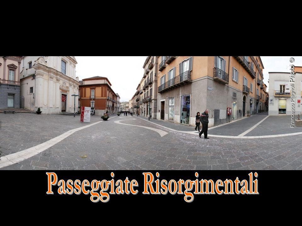 Capita a volte Che hai un mezzo pomeriggio in una delle tante Belle città italiane di provincia.