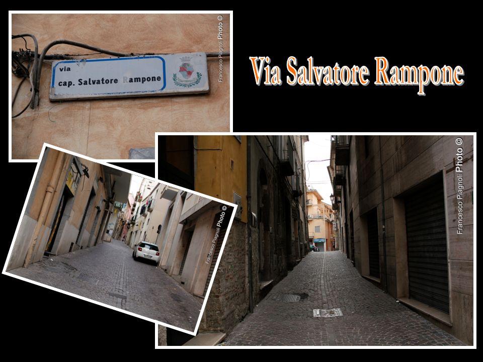 Benevento Corso Garibaldi, già Via Magistrale