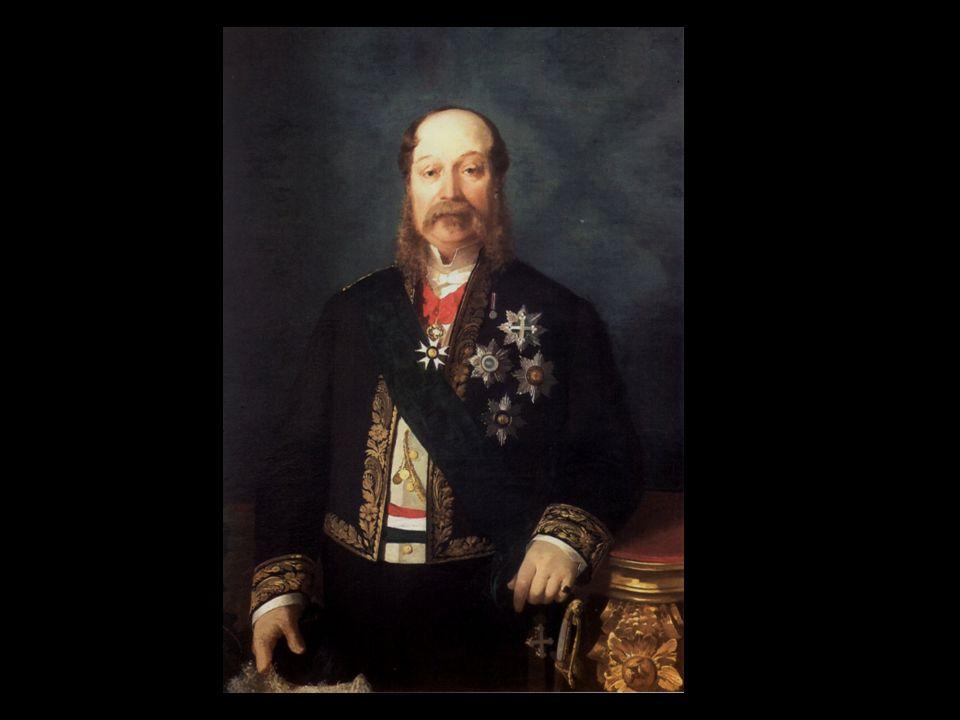 - Rappresentante storico del Partito d'Ordine, già nel 1846 scriveva