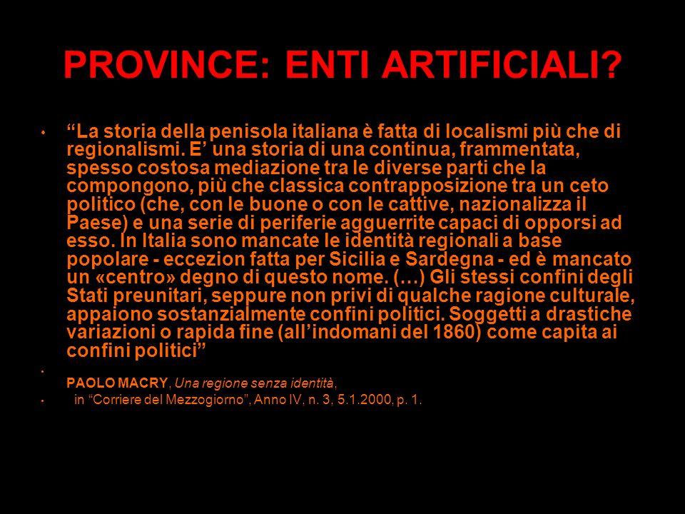 LItalia in 100 Province