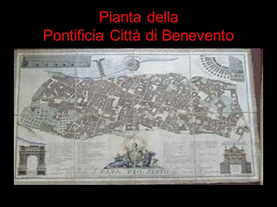 Card. Domenico Carafa della Spina Arcivescovo di Benevento 1844 - 1860 (1805 – 1879) Delegato Pontificio Agnelli