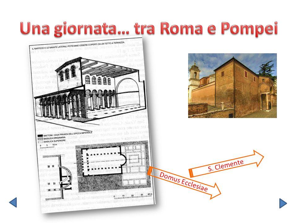 S. Clemente Domus Ecclesiae
