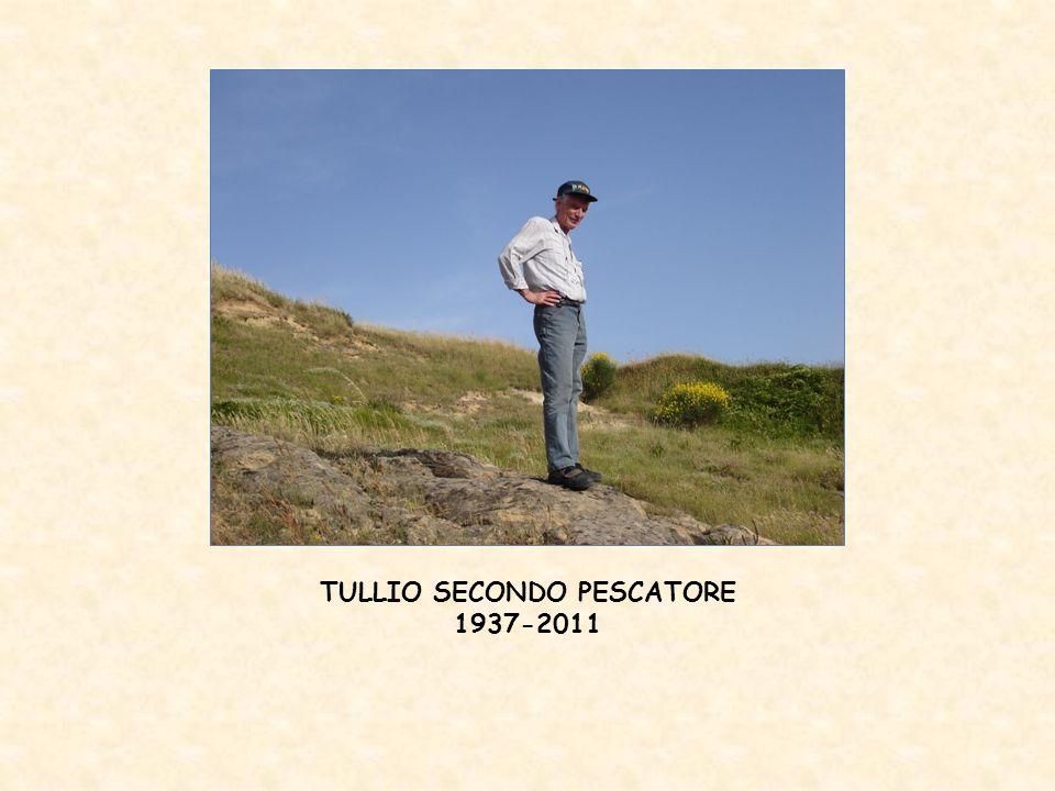 TULLIO SECONDO PESCATORE 1937-2011