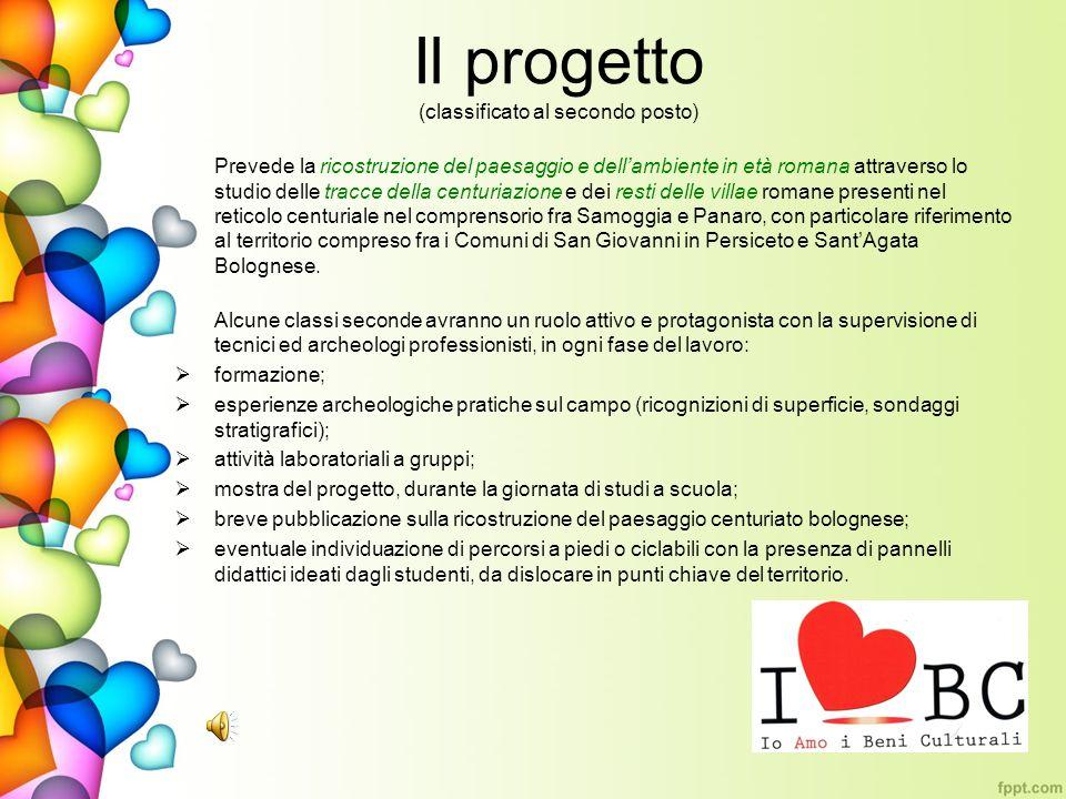 Presentazione a cura della Prof.A.Pessina Dirigente dellI.C.